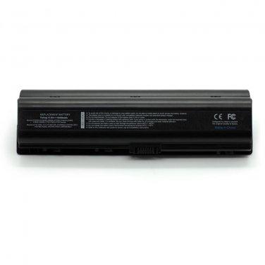 HQ-DV2000 10.8V 10400 12cell Laptop Battery for HP 411462-141, 411462-261,101-05148-14023