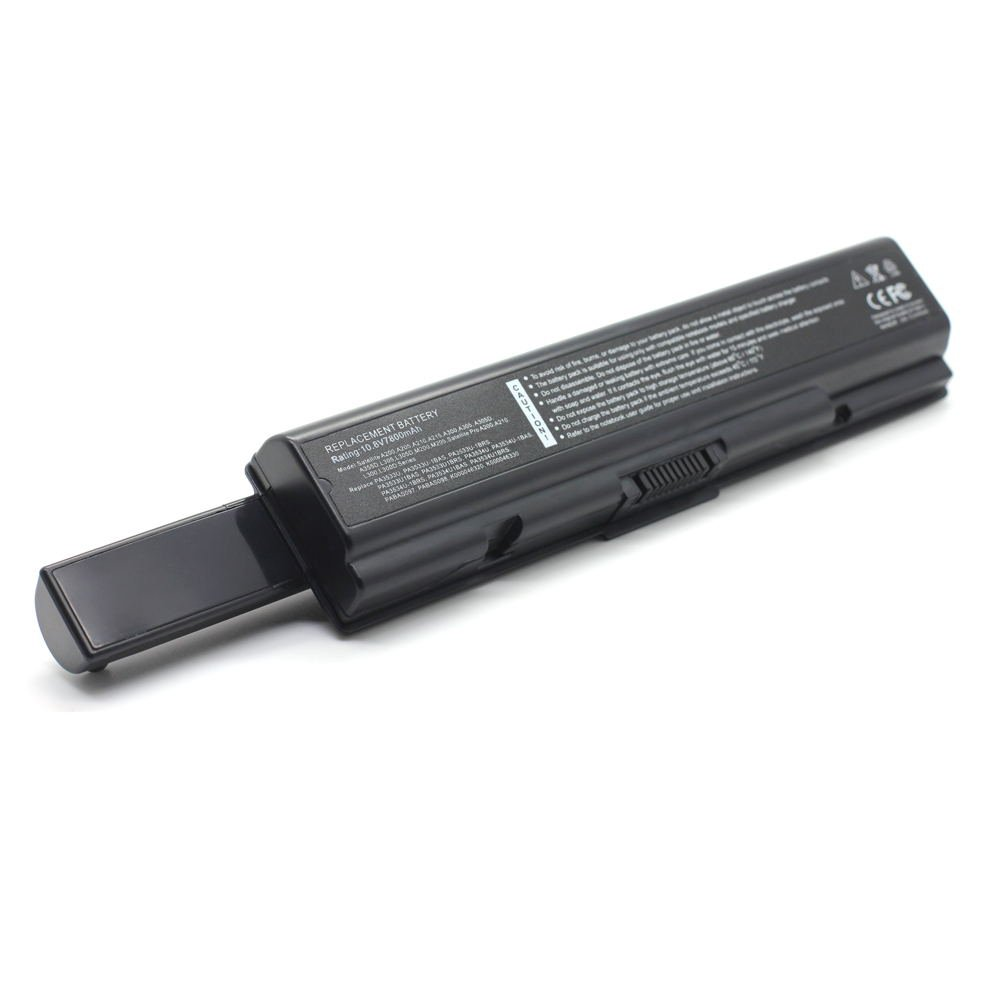 TS-PA3534U 10.8V 7800 9cell Laptop Battery for Toshiba PA3534U-1BAS, PA3534U-1BRS 101-07248-11023
