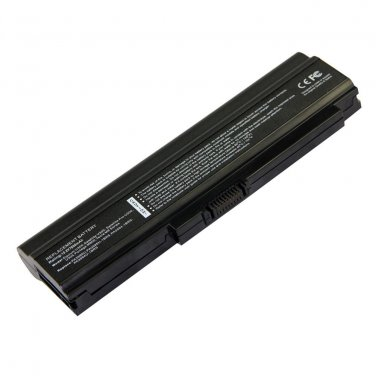 TS-PA3593U 10.8V 7800 9cell Laptop Battery for Toshiba PA3595, PA3595U PABAS111 101-07250-11023