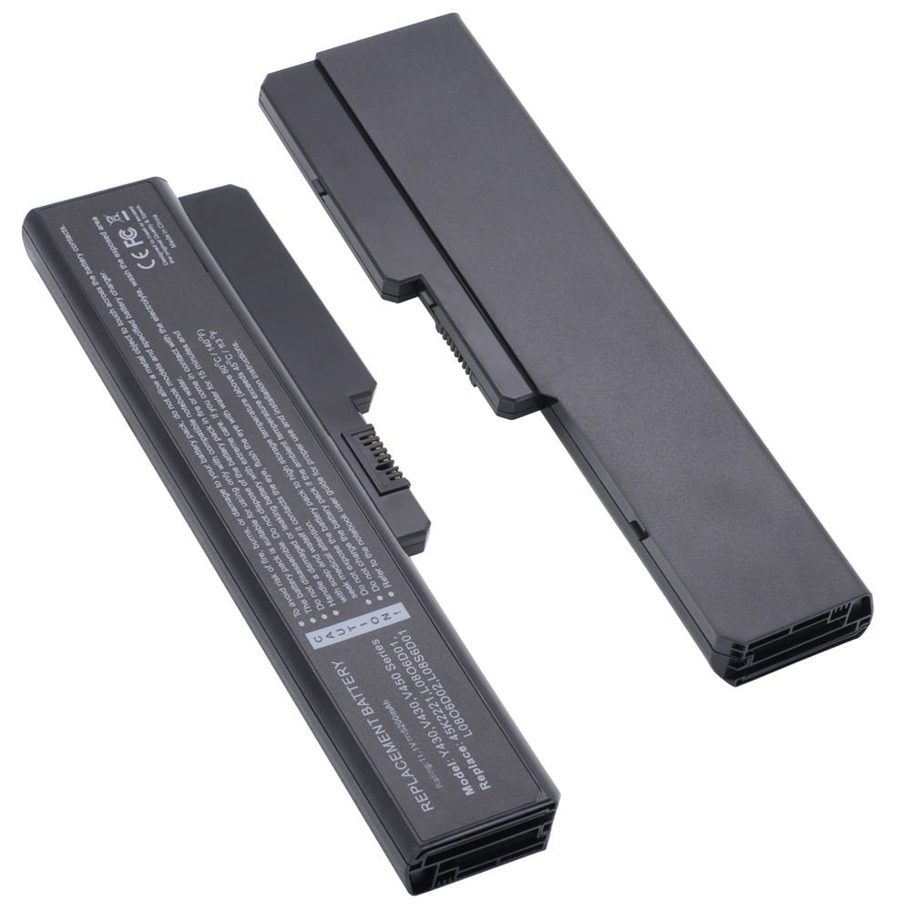 LV-Y430 11.1V 5200 6cell Laptop Battery for Lenovo L08O6D01 L08O6D02 L08S6D01 101-090AL-22023
