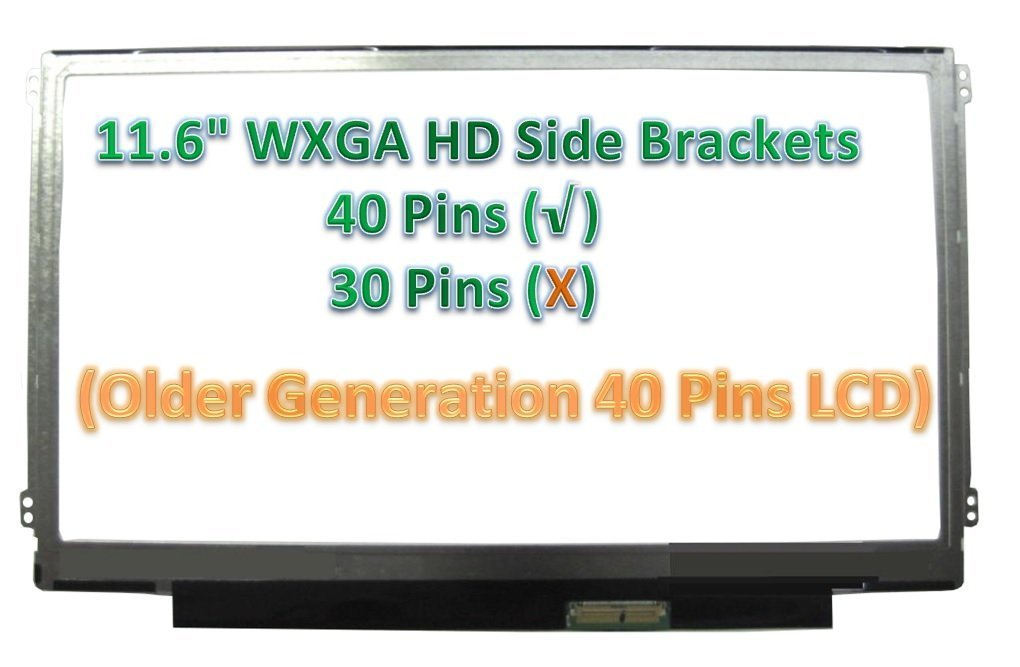 "HP Pavilion DM1-3210US & DM1-4010US 11.6"" WXGA HD LED Glossy Slim LCD Screen"