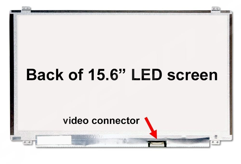 NV156FHM-N41 for Dell Inspiron 15 5567 7567 DP/N 4561N Replacement LCD Screen for Laptop LED Full HD