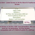 "Lg Philips Lp173wd1(tp)(e2) Replacement LAPTOP LCD Screen 17.3"""" WXGA++ LED DIODE (Substitute Replac"