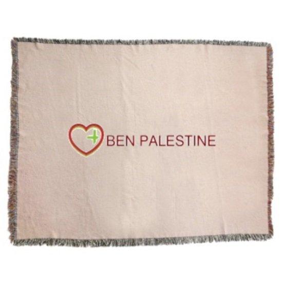 Mural Blankets BENPALESTINE