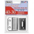 Wahl Adjustable 40-30 Clipper Replacement Blade
