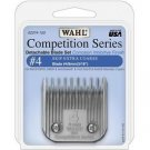 Wahl Competition Series Size 4 Clipper Replacement Blade