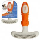 Wahl 2 in 1 Rake with Shedding Comb