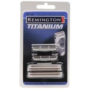 Remington SP69 Foil and Cutter Head Replacement
