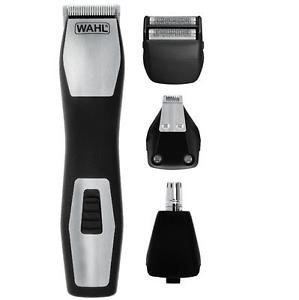 Wahl Groomsman Pro 14-Piece All-In-One Rechargeable Grooming Kit