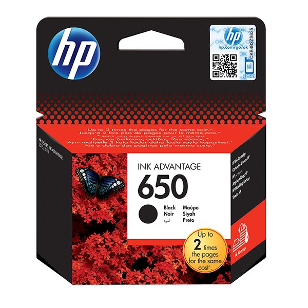Ink HP 650 Black