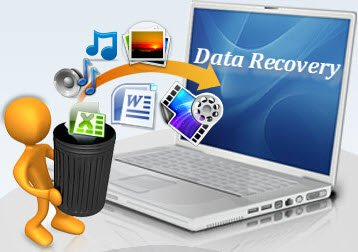 Data Recovery 40GB
