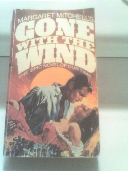 Gone With The Wind by Mitchells 1973 Avon 1st printing