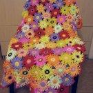 Spring Garden Crochet Blanket