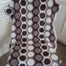 Crochet Granny Squares Blanket