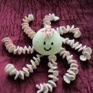 Crochet  Large Rainbow Octopus