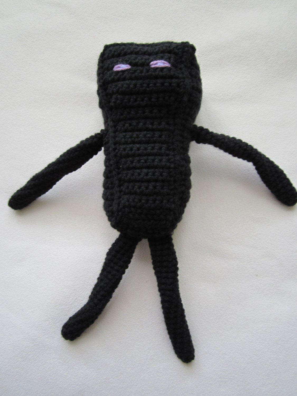Crochet Toy Enderman