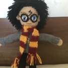 Crochet toy Harry Potter