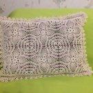 Crochet Bulgarian Home woven wool pillow case