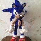 Crochet toy Sonic The Hedgehog