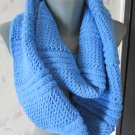 Knitted Infinity Scarf / Loop Scarf