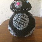 Crochet toy BB 9... stuffed soft toy..