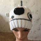 Knitted BB 8 hat... Children cap...photo prop