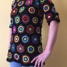 Summer crochet tunic