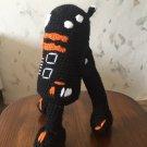 Crochet toy R2Q5... stuffed soft toy...Star wars toy