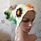 Crochet Headscarf....Kerchief