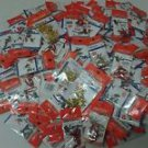 LOT OF 60 RETAIL PACKS Eagle Claw Barrel Swivels Assorted Sizes & Colors & model