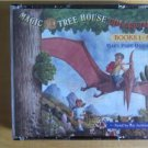 Magic Tree House Collection Books 1-8 Mary Pope Osborne 5 CD's