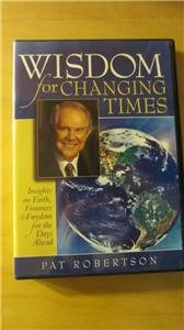 CBN Wisdom for Changing Times Pat Robertson DVD