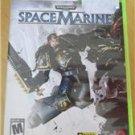 Warhammer 40,000 Space Marine Microsoft Xbox 360 2011