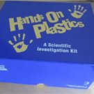 Hands on Plastic Scientific Investigation Kit Learning Homeschool Box 4 Cd's