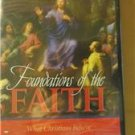 The 700 Club CBN Foundations of the Faith Pat Robertson DVD Brand New Sealed