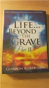 CBN Life Beyond the Grave Part II Gordon Robertson DVD Brand New Sealed