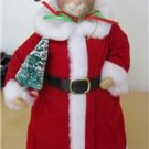 "Christmas Santa Mouse 12"" Tall"
