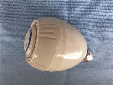 Whole Energy & Hardware 2.0 GPM Spray/Massage Shower Head SH2020W New