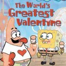 SpongeBob Squarepants The World's Greatest Valentine Chapter Books Terry Collins