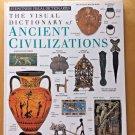 Ancient Civilizations DK Eyewitness Visual Dictionaries Hardcover Homeschool