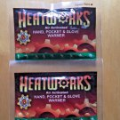 Ammex HeatWorks Hand Pocket Glove Warmers 2-pack New Air Activated