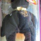 TY International Bears End Bear McDonalds Premium Teenie Beanie Babies Black NIP