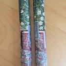 Wall Paper Boarder Trim 2 Rolls Sunworthy 5 yards  Each New #8