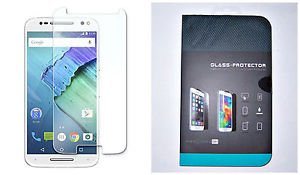 Motorola Moto XStyle Pure Edition (2015) Tempered Glass Screen Protector 9H