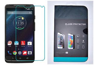 For Motorola Droid Turbo XT1254 Premium Tempered Glass Screen Protector