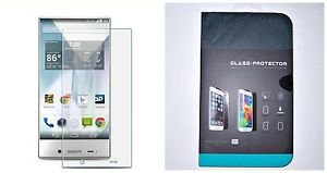 For Sony Aquos Sharp Crystal 306 Premium Tempered Glass Screen Protector