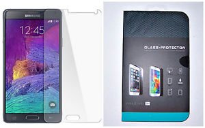 For Samsung Galaxy Note 4 Tempered Glass Film Screen Protector