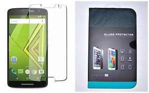 For Motorola MOTO X PLAY NEW Tempered Glass Screen Protector