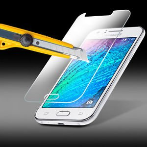 For Samsung Galaxy J1 J100H Transparent Tempered Glass Screen Protector