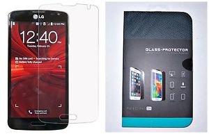 Transparent Tempered Glass Screen Protector LG Volt LS740 F90
